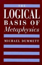 The William James Lectures: The Logical Basis of Metaphysics 5 by Michael...