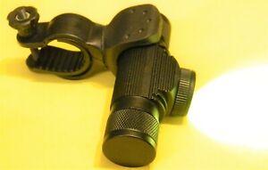 Lenker Halterung Klemme Halter für Taschenlampe Scheinwerfer Fahrradlicht