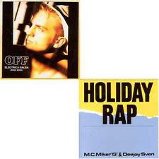 "CD single Off Electrica Salsa M.C. Miker ""G"" & Deejay Holiday rap REMIX MADONNA"