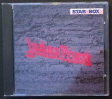 Judas Priest- Star Box- CD(Japanese Pressing)