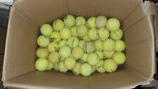 50 gebrauchte Tennisbälle