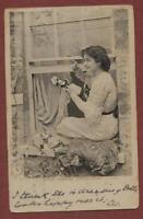 Miss E Watson, c/o Miss Bostock, 326 Oxford Road, Manchester 1903 -   qp1098