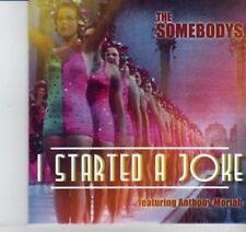 (DI805) The Somebodys, I Started A Joke ft Anthony Moriah - 2012 DJ CD