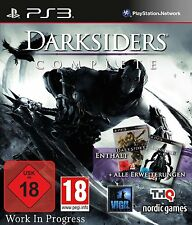 Sony PS3 Playstation 3 Spiel Darksiders Complete Collection 1 + 2 NEU*NEW*18