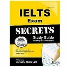 IELTS Exam Secrets Study Guide: IELTS Test Review for the-ExLibrary