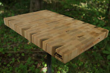 Maple End Cutting Board Butcher Block USA