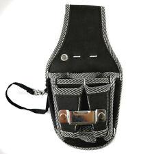 Electrician Waist Pocket Tool Belt Pouch Screwdriver Utility Kit Holder Case Bag