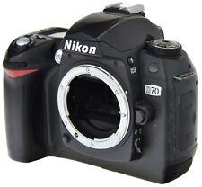 Nikon D70 6.1MP + Charger MH-18 + Battery EN-EL3