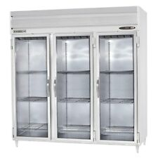 Beverage Air PRD3HC-1BG Top Mounted Pass-Thru Refrigerators W/ Glass Doors