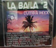 Cumbia Mix CD DJ Mixx De Baila Mejor Disco #2