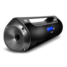 New Pyle PBMSPG50 Portable Bluetooth Wireless BoomBox Speakers USB/SD/AUX/FM