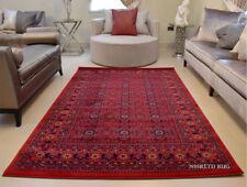 Small -XLarge Persian Style New Tribal Afghani Khorasan Bokhara 2343 Rug Carpet