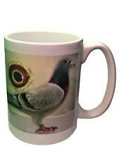 More details for racing pigeon mug extra large christmas gift present xmas gift