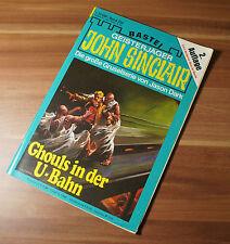 John Sinclair Geisterjäger Gruselromanheft Bastei 2. Auflage Band 222