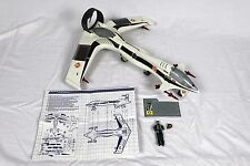 1989 GI JOE COBRA CONDOR Z25- COMPLETE w/Aero-viper, file card, and blueprint!