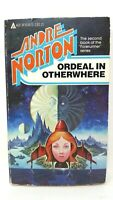 Andre Norton ORDEAL IN OTHERWHERE Science Fiction Sci Fi SciFi SF 0441638252