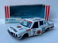 BMW 528 I 24h. DE FRANCORCHAMPS 1:43 GAMA LA MINI MINIERA