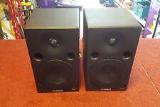Pair YAMAHA MSP5 Studio Grade Monitor Speakers