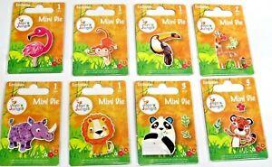 Mini Dies JoJo's Jungle Crafting Die Cutting Assorted Craft Card Making Crafting