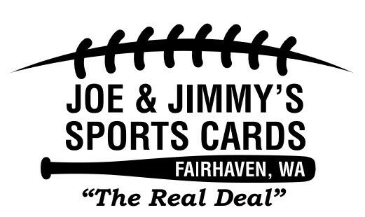 Joe and Jimmy Sports Cards