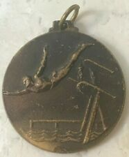 Undated Italy Diver Medal Badge