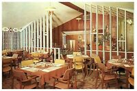 Bryant MountainHolm Motel Banff Original Steak House Canada Postcard