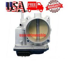 Throttle Body 16119-7S000 For Nissan Titan Armada Pathfinder QX56 5.6L 977-323