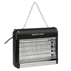 COMMERCIAL EAZYZAP FLY KILLER / INSECT ZAPPER INSECTOCUTOR 50 SQ METRE *NEW* 15W