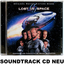 Bruce Broughton - Lost in Space - Soundtrack CD Neu - out of print