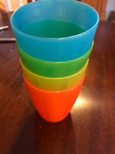 Childrens Color Tumbler. Four Colors