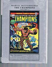 The Champions Marvel Masterworks Vol 1 by Isabella Mantlo Tuska & more HC 2016