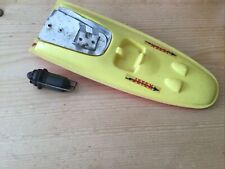 Vintage Jetex Speedboat With Jet Motor Retro Toy Rare Some Damage To Hull