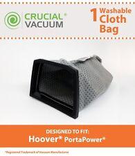 Hoover Washable Cloth PortaPower Vacuum Bag, Part # 43662023