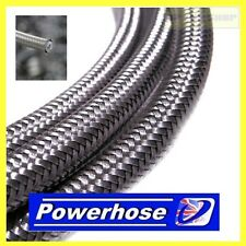 From 1 meter AN-3 stainless brake hose line 6.28mm diameter Venhill Powerhose