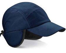 Waterproof Breathable Winter Fishing Hiking Sailing Walking Cap Hat Fleece Lined