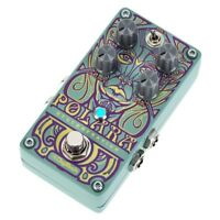 Digitech Polara Stereo Reverb Lexicon True Bypass Stomp Lock Guitar Effect Pedal