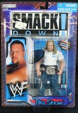 WWF Titantron Live Smackdown The Big Show With Belt Jakks Pacific WWE Tron