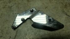 89 Suzuki GS500E GS500 GS 500 E Rear Back Brake Right Foot Peg Cover
