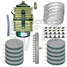 HAILEA ACO SERIES AIR PUMP KIT AIRSTONE PIPE VALVE stone compressor aeration