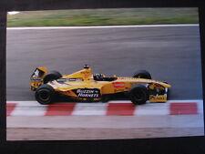 Photo B&H Jordan Mugen Honda 199 1999 #7 Damon Hill (GBR) #1