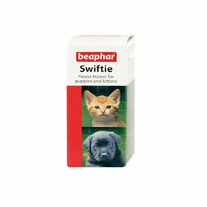 Beaphar Puppy Kitten Swiftie Concentrated Toilet House Training Aid 20ml