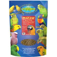 VETAFARM MACAW NUTS 10KG Birds Food South American Australian Asiatic Parrots