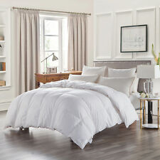 Queen Size Goose Down White Comforters Bedding 100% Egyptian Cotton 800FP New
