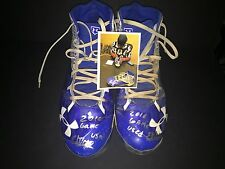 Eddy Julio Martinez Chicago Cubs Signed 2016 Game Used Cleats Proof
