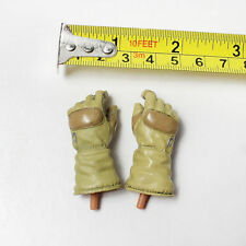 "1/6 Scale Female Hand with Gloves For 12"" Hot Toys"