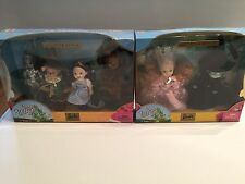 Barbie Collector Edition The Wizard of OZ, 2 Kelly doll sets NIB