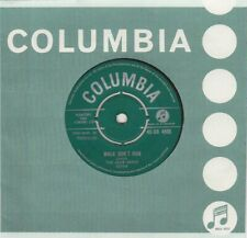 """JOHN BARRY SEVEN """" WALK DON`T RUN """" Or. UK GREEN COLUMBIA 45-PLAYS EXCELLENT"""