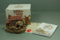 Collectable Lilliput Lane Bay View Cottage in Box with Deeds A1 Condition 1986