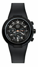 BNEW Philip Stein 32-AB-RBB  Active 45mm Chronograph Men's Watch