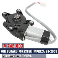 742-803 Window Lift Motor Replacement For Subaru Forester Impreza 98-2008